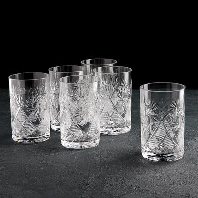 Набор стаканов НЕМАН «Мельница», 6 шт, 250 мл