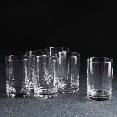 Набор стаканов, 250 мл, 6 шт - Фото 1