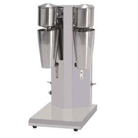 Миксер GASTRORAG HBL-018, для коктейлей, 600 Вт, 2 стакана х 0.7 л, 2 скорости, серебристый
