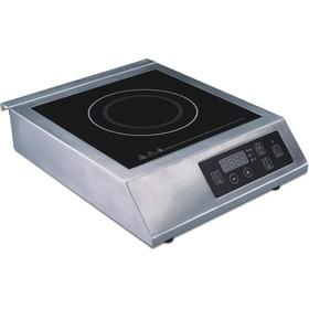 Плитка индукционная GASTRORAG TZ-JDL-C30A1, 500-3500 Вт, 1 конфорка, хромированная