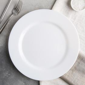 Тарелка обеденная (подставная) Everyday, d=26,5 см