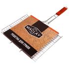 Решетка гриль для мяса 26 х 36 х 60 см, Premium, средняя