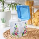 Контейнер для сыпучих продуктов, 1,3 л, цвет МИКС - Фото 2
