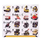 Конструктор «Пожарный транспорт», 4 вида, МИКС - Фото 10