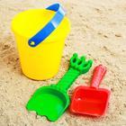 Набор для игры в песке №23, цвета МИКС - Фото 3