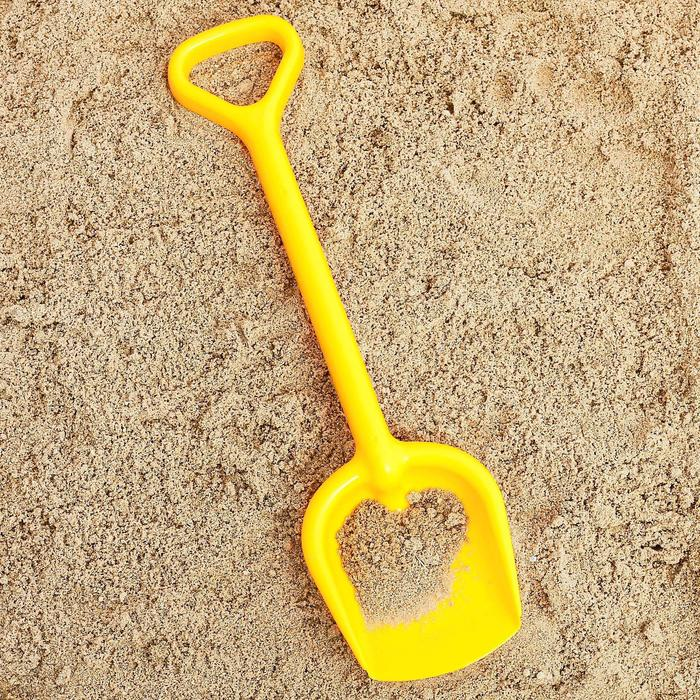 Лопатка для ребёнка, 40 см, цвета МИКС