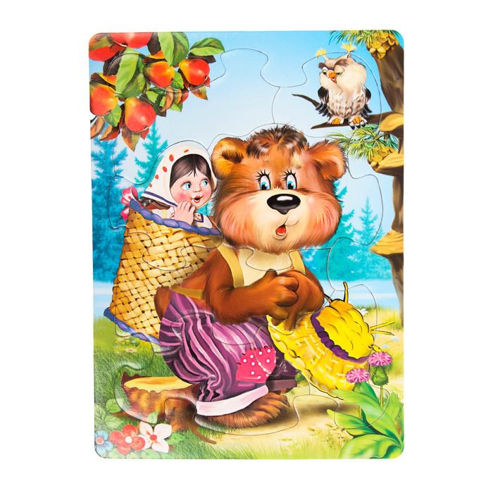местную разрезная картинка маша и медведь поддержания образа потребуется