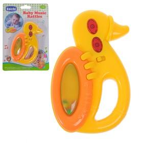 Музыкальная игрушка «Пора играть», световые и звуковые эффекты, МИКС