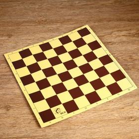 Шахматное поле из микрогофры, 40 × 40 см Ош
