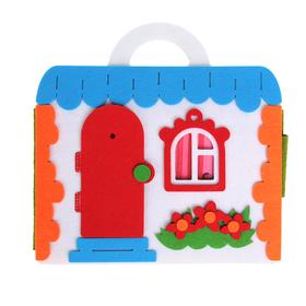 Коврик-игралка 'Кукольный домик', высота куклы — 11 см Ош