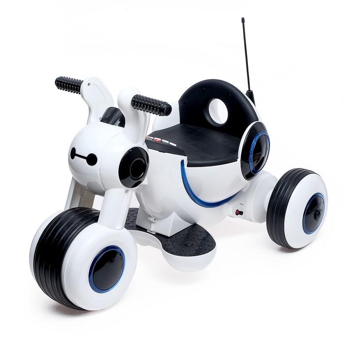 Электромотоцикл Y-MAXI, цвет белый