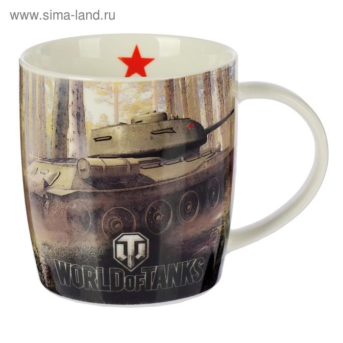 Кружка 350 мл World of Tanks