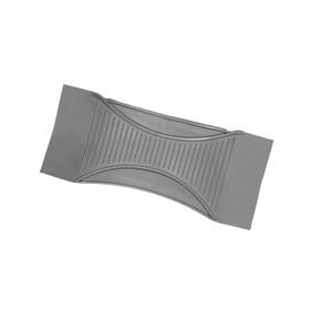 Коврик-перемычка AUTOPROFI, морозостойкий, термопласт, 60х26 см, серый Ош