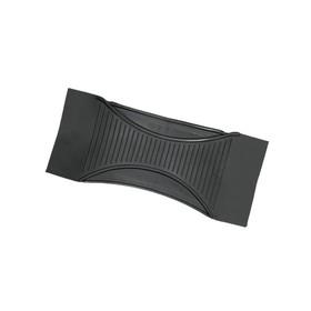 Коврик-перемычка AUTOPROFI, ПВХ, 60х26 см, чёрный Ош