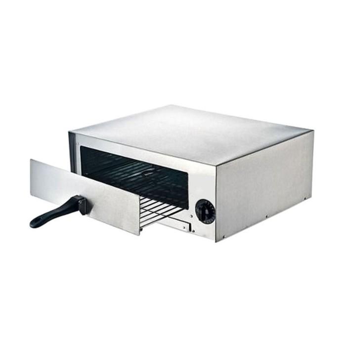 Печь для пиццы GASTRORAG EPZ-02, d=30 см, 1 модуль с выдвижной решёткой, поддон для крошек