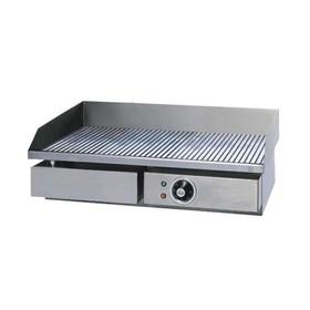 Сковорода GASTRORAG GH-EG-821E, электрическая, 1 зона нагрева, жиросборник, серебристая Ош