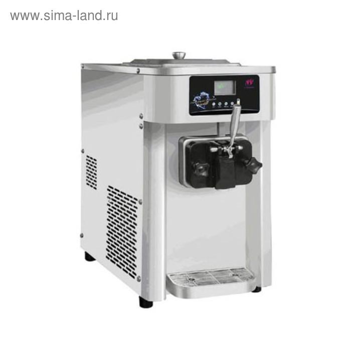 Фризер мороженого GASTRORAG SCM1119RB, настольный, 1800 Вт, 1 резервуар х 10 л, 19-22 л/ч