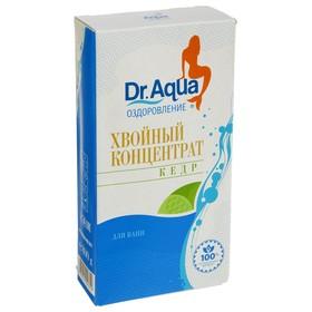 Хвойный концентрат Dr. Aqua «Кедр», 800гр