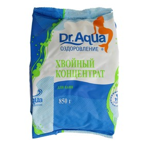 Хвойный концентрат Dr. Aqua «Пихта + Сосна», 850 гр Ош