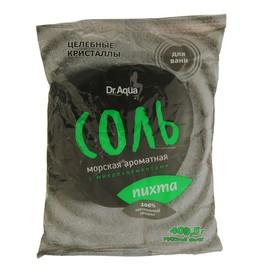 Соль морская ароматная «Пихта», 409,50 гр