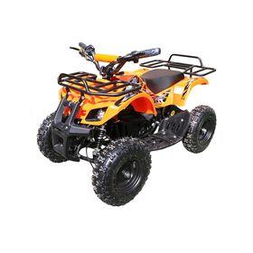 Детский электро квадроцикл MOTAX ATV Х-16 1000W, оранжевый Ош