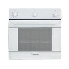 Духовой шкаф Electronicsdeluxe 6006.03 эшв-002, электрический, белый
