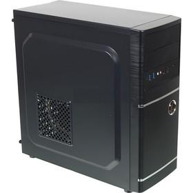 Корпус Accord ACC-B301, без БП, ATX, черный