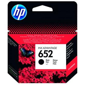 Картридж струйный HP 652 F6V25AE черный для HP DJ IA 1115/2135/3635/4535/3835/4675 (360стр.)   17249
