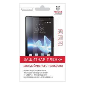 "Защитная пленка для экрана Red Line для смартфонов 5.9"" прозрачная"