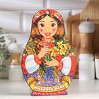 """Доска разделочная сувенирная """"Матрёшка"""", любимой маме, 14,9×23см - Фото 2"""