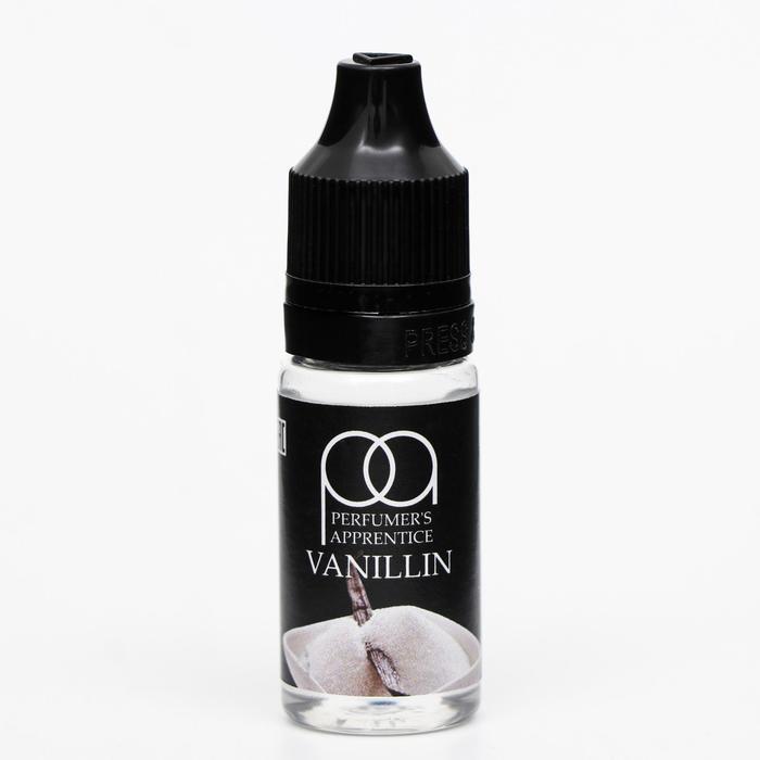 Ароматизатор пищевой ванилин, 10 мл