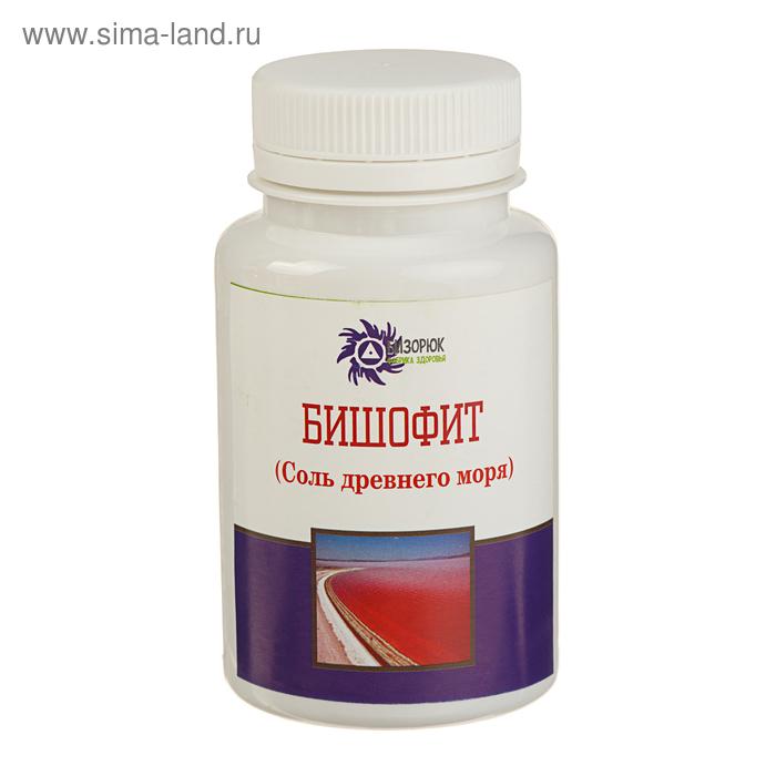 Соль древнего моря Бишофит, 100 гр