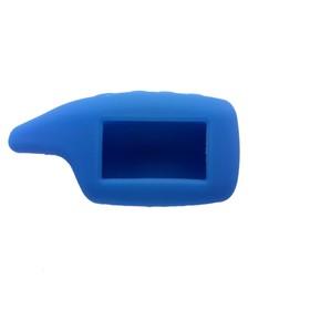 Чехол брелка, силиконовый Scher-Khan Magicar 5, 6 синий Ош