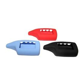 Чехол брелка, силиконовый Tomahawk TZ 9010, 9020, 9030 фиолетовый Ош