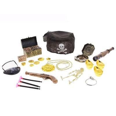Набор пирата «Клад», 22 предмета - Фото 1