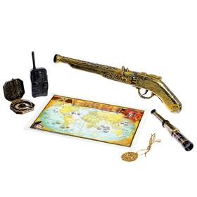 Набор пирата «Стрелок», 5 предметов Ош