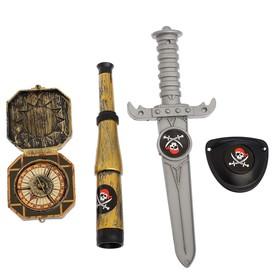 Набор пирата «Клинок», 5 предметов Ош