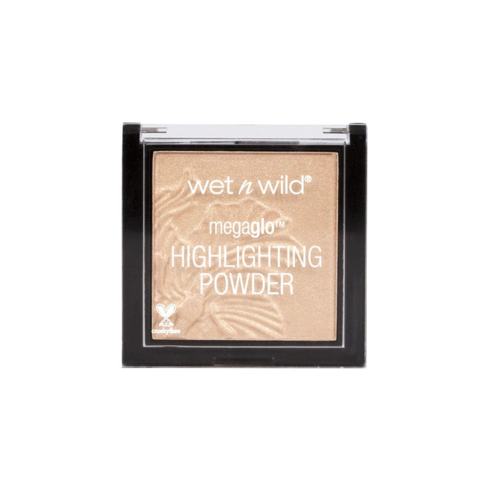 Пудра-хайлайтер Wet n Wild MegaGlo Highlighting Powder, тон E321b precious petals
