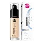 Матирующий флюид Bell Hypoallergenic Mat&soft Make-up, гипоаллергенный, тон 01