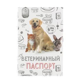 Ветеринарный паспорт 'Мой лучший друг' Ош