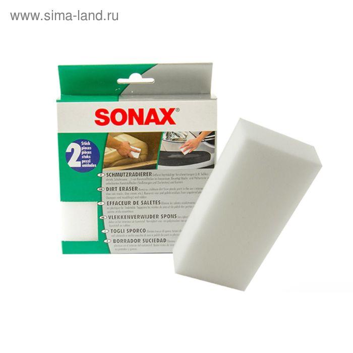 Губка для очистки пластика, SONAX