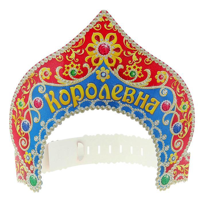 Корона-кокошник Королевна