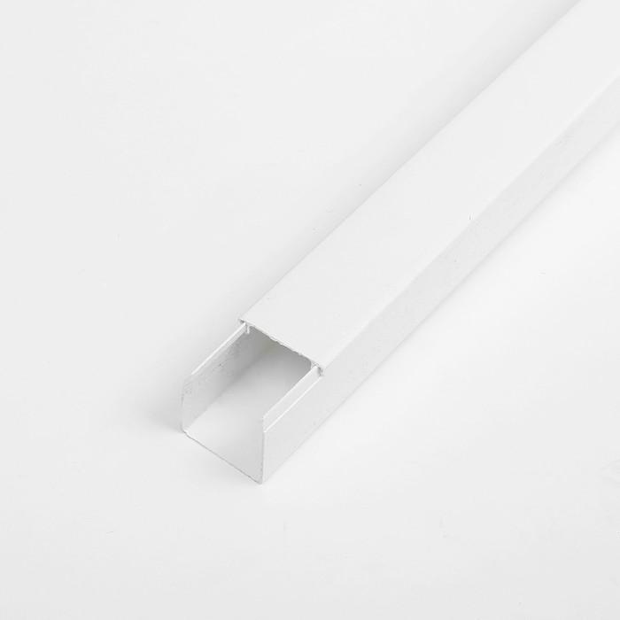 Кабель-канал TDM, 2 м, 25х25 мм, белый