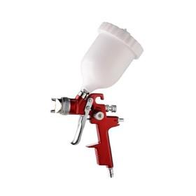Краскораспылитель Elitech 0704.010700, пневм., 265 л/мин, 1.4 мм, верх.пластик.бак 0.6 л