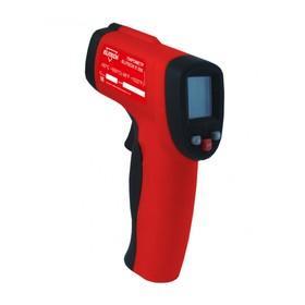 Пирометр Elitech П 550, от -50° до +550°, 9В, батарея, лазер, ЖК дисплей, 0.15 кг Ош