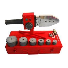 Сварочный аппарат для полипропилена Elitech СПТ 800, 220В, 0.8 кВт, 300°, 6 насадок, кейс Ош