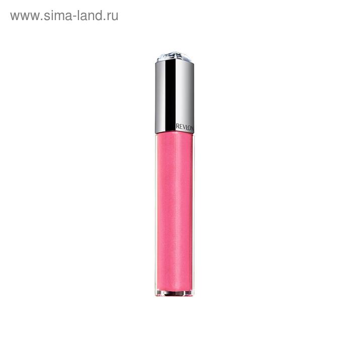 Помада-блеск для губ Revlon Ultra hd lip lacquer, цвет Pink sapphire 520