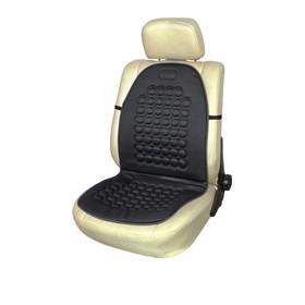 Накидка на сиденье ортопедическая Skyway DRIVE, 95х45 см, черный Ош