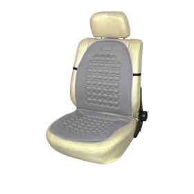 Накидка на сиденье ортопедическая Skyway DRIVE, серый Ош