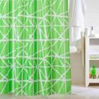 Штора для ванной комнаты 200х200 см, Green Nest